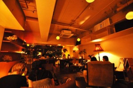 渋谷の穴場!知る人ぞ知るおしゃれカフェ◎
