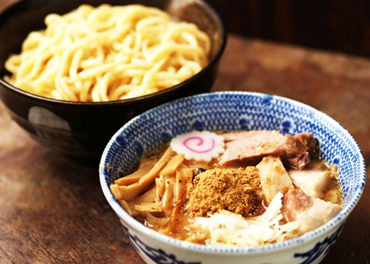 【絶対はずさない!!】渋谷の激ウマつけ麺が食べられる店5選◎