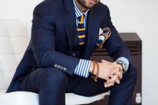 【就活生も必見】意外と差がつくスーツの正しい着こなし《メンズ》