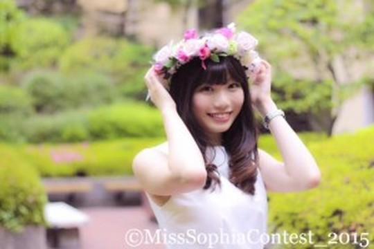 【綺麗系美女の花園】上智大学ミスコンテスト2015も美しすぎた!