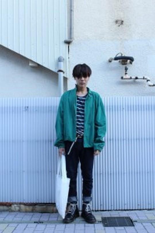 【Boy.編集部厳選】秋のシティーボーイ着こなしSNAP《メンズ》