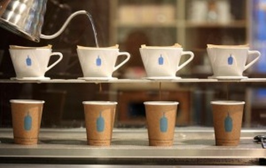 【おしゃれ男子必見】話題のサードウェーブコーヒーを東京で味わう