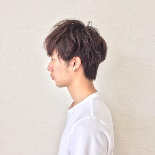 《Grico宮永えいとが語る》髪型で大事な「ヨコ」と「ウシロ」。の画像