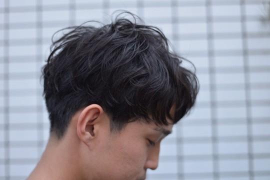 Boy.公式キュレーター並木一樹さん直伝!坂口健太郎風マッシュヘアの作り方の画像