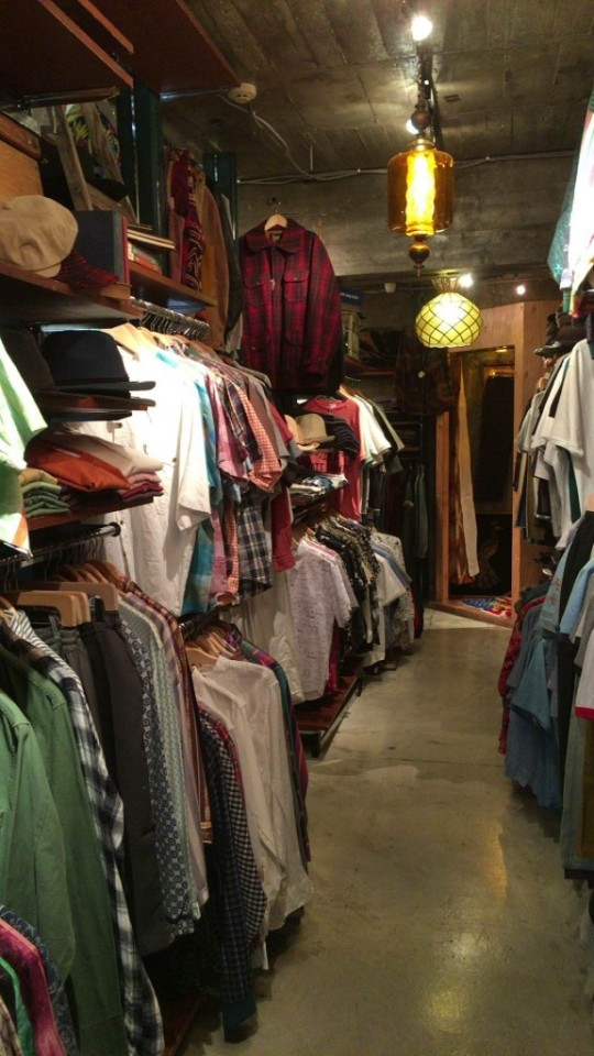 高円寺,古着屋,マップ,安い,メンズ,おすすめ,画像