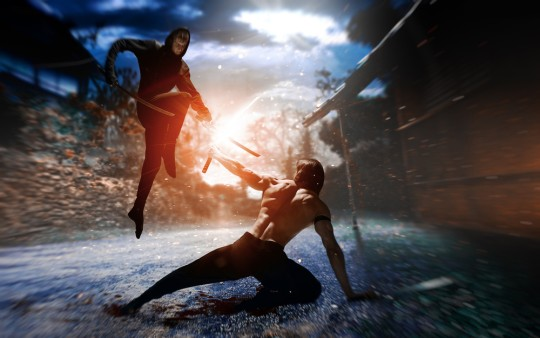 https://www.shutterstock.com/image-photo/photo-fantasy-battle-ninja-super-heroes-367513343
