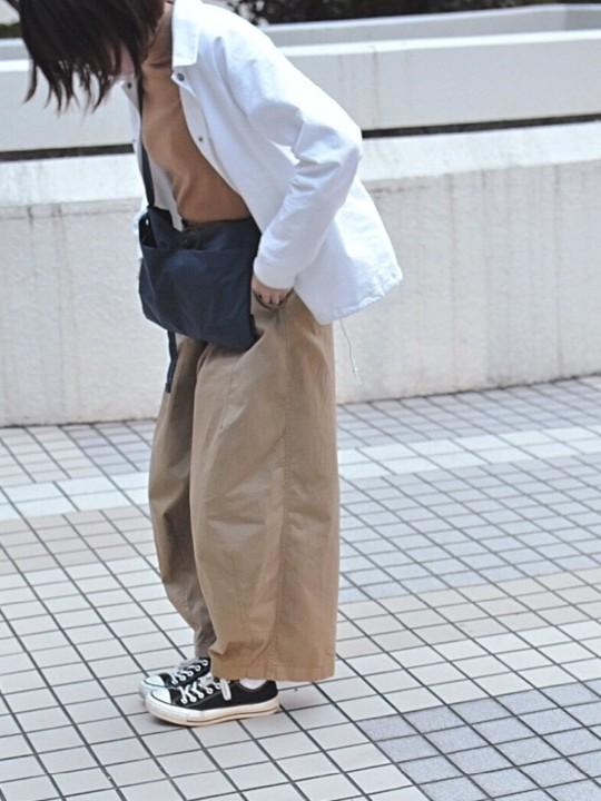 【メンノン男子に学ぼう】夏のベージュは、こう着るべし。