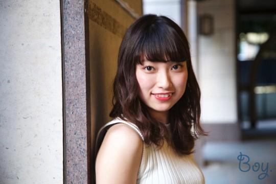 【ミスコン2017】ミス学習院コンテスト No.4 高木 祐希 独占インタビュー
