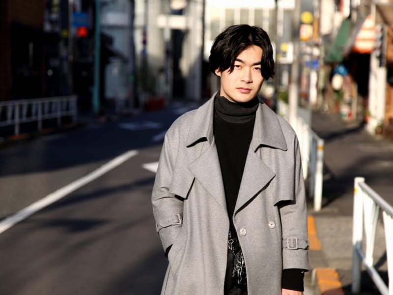 【インスタグラマーと、服。】No.01:新倉 勇太