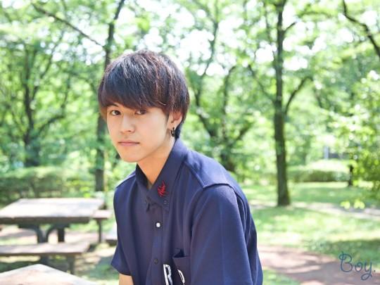 【ミスターコン2017】ミスター中央コンテスト2017 No.2 長瀬 大祐 独占インタビュー