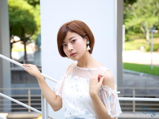 【ミスコン2017】ミス中央コンテスト2017 No.2 鈴木 康代 独占インタビュー