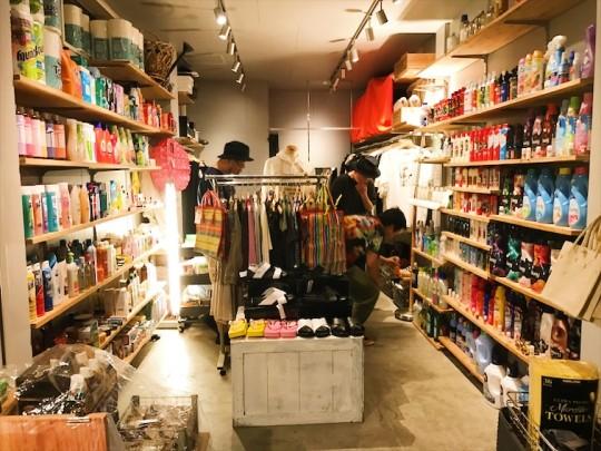 【香りとデオドラントと服のライフスタイルセレクトショップ】cotobuki【高円寺】