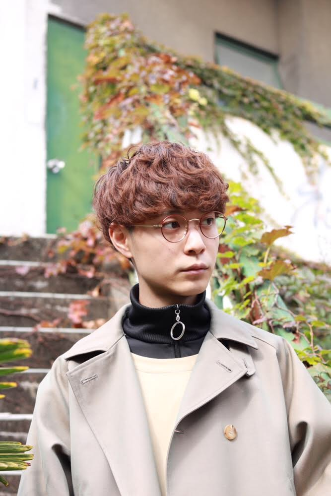 【最新メンズヘアスタイル】メガネが似合う髪型8選