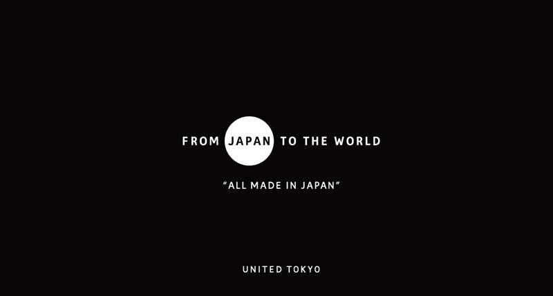 UNITED TOKYO Amazon Fashion Week TOKYO 2018S/S