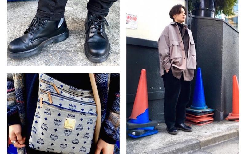 【Boy.SNAP vol.14】Boys in Harajuku