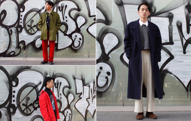 【Boy. SNAP vol.5】in Harajuku