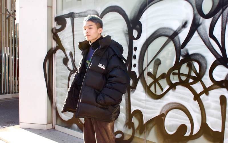 【Boy. SNAP vol.4】in Harajuku