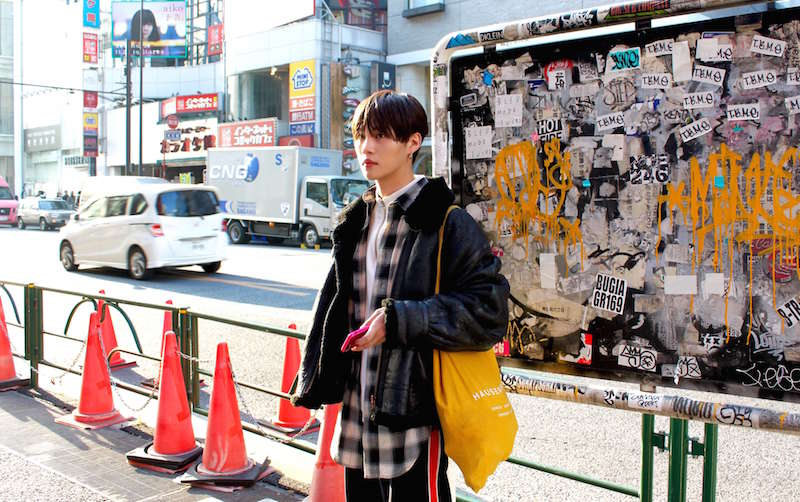 【Boy. SNAP vol.6】in Harajuku