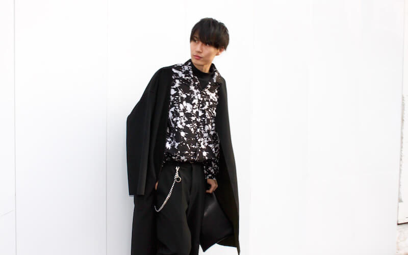 【Boy.SNAP vol.8】in harajuku