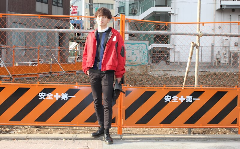 【Boy. SNAP in vol.10】in Harajuku