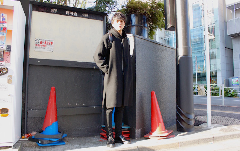 【Boy. SNAP vol.12】Boys in Harajuku