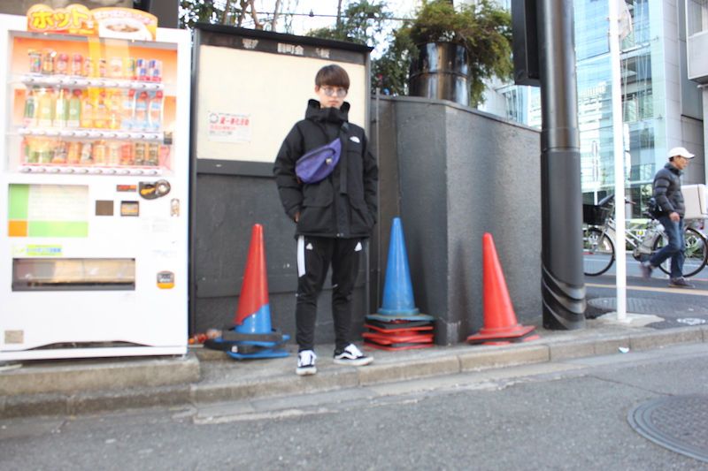 【Boy.SNAP No.13】boys in Harajuku