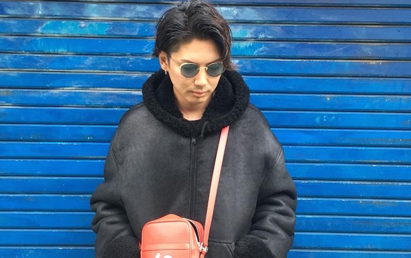 【インスタグラマーと、服。】No.11:Toshi