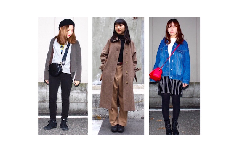 【Boy. SNAP vol.3】Girls in FUKUOKA