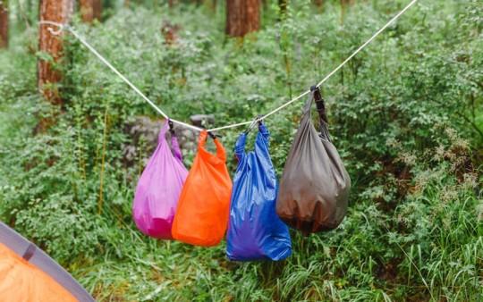 【ビニール袋みたいなバッグ?】キューベンファイバー特集