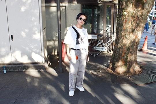 【原宿・表参道】ファッションスナップ Part.4【ボディバッグ万歳!】