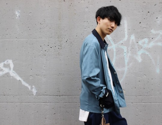 【インスタグラマーと、服。】No.28:山崎泰誠