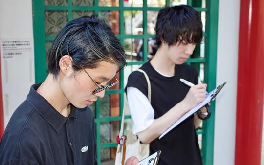 【編集部が撮る!】7月度ファッションスナップ【Part.2】