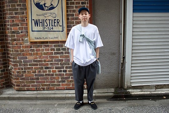 【高円寺】ファッションスナップ Part.10【白トップスが気分?】