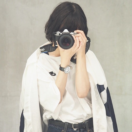 【インスタグラマーと、服。】No.30:アマノ