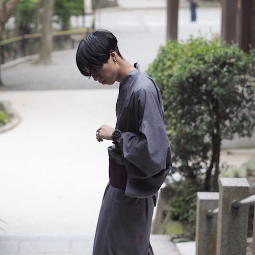 【インスタグラマーと、服。】No.31:金山