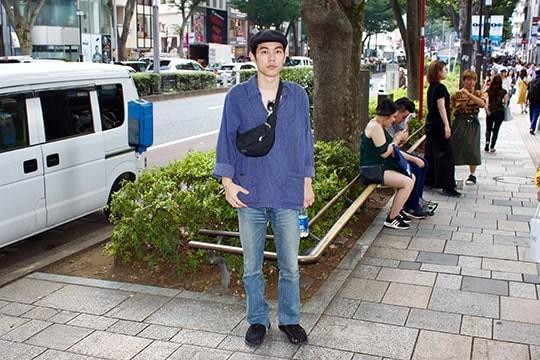 【表参道】ファッションスナップ Part.14【小物テクニック】