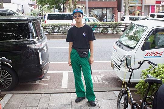 【原宿・表参道】ファッションスナップ Part.16【パンツに個性を!】