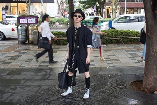 【表参道】ファッションスナップ Part.13【ハットのススメ】