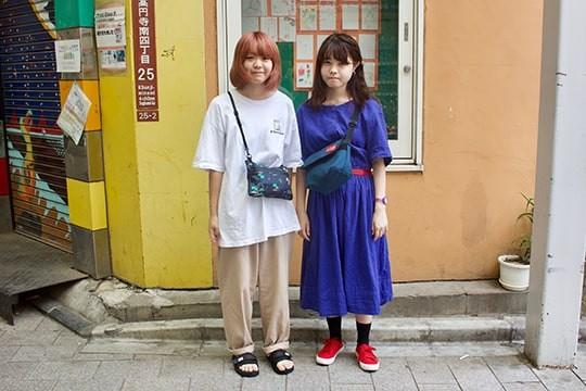 【高円寺】ファッションスナップ Part.12【古着コーデとは】