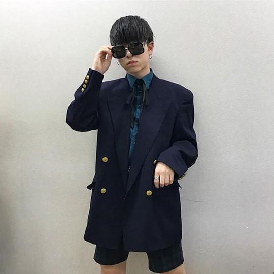【インスタグラマーと、服。】No.37: SHIN