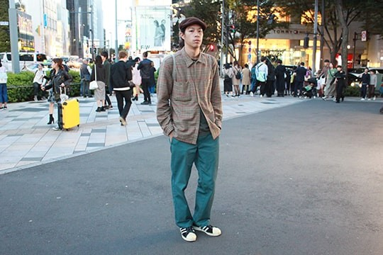 【表参道】ファッションスナップ Part.23【バッグを主役に】