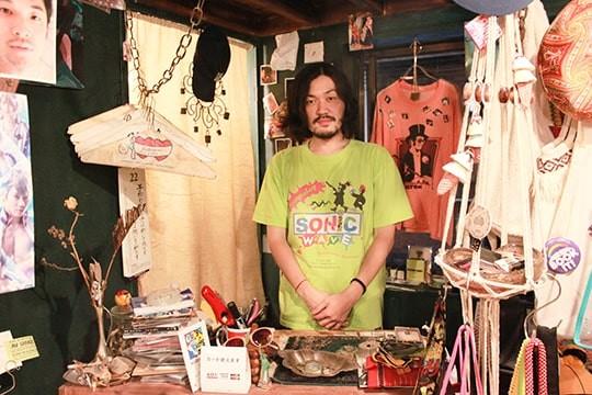 【東京古着屋】自然体でいられる店 高円寺「深緑」