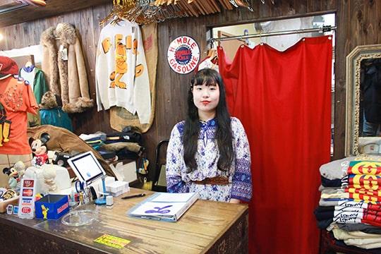 【東京古着屋】時代に合わせたアメカジスタイル 下北沢「SUNNY SIDE UP」
