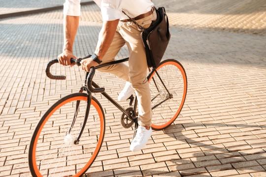 自転車がダサいと勿体ない!カッコいい自転車のポイントは?