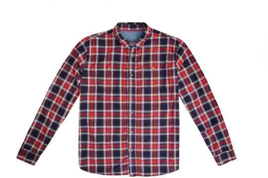 毎日チェックのシャツを選んでいませんか?チェックは一部分でもNGの可能性あり