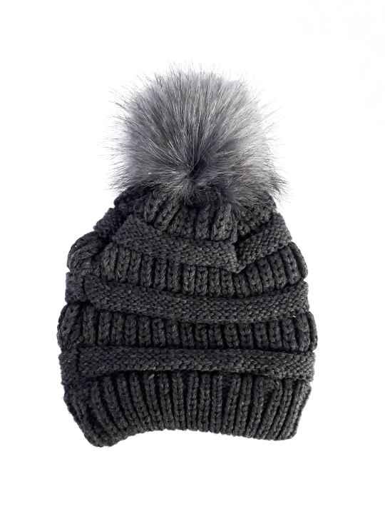 ダサいと思っていたニット帽の原因はデザインではなくかぶり方だった