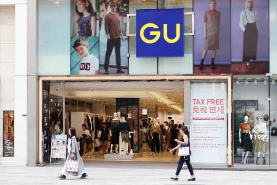 GUはダサい、も固定観念