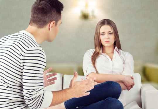 彼女にダメ出しした時素直に聞くかどうか