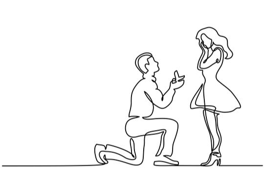 結婚,イメージ